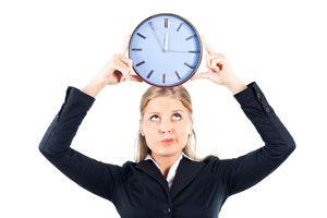 Ilustración de La Energía del Cuerpo según el Reloj Biológico