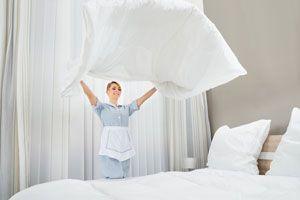 Consejos para cuidar un nórdico. Cómo quitar manchas en un nórdico. Consejos para limpiar el plumón. Tips de mantenimiento del plumón