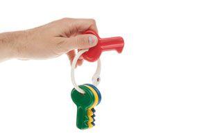 Cómo Copiar una Llave con Plástico