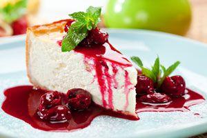 Ilustración de Cómo hacer Cheesecake Vegano