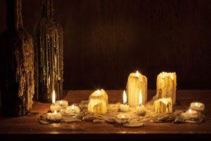 Trucos para quitar las manchas de cera de velas. Cómo eliminar las manchas de velas. Quitar restos de vela en telas, madera y otras superficies