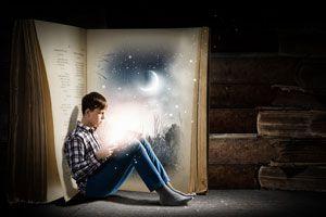 Ilustración de Cómo Leer Libros Largos