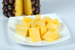 Cómo hacer la dieta de la piña para adelgazar. Beneficios de la piña para perder perso. Menú a base de piña para perder peso