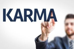 Ilustración de 5 Consejos para Limpiar el Karma