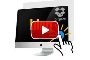 Cómo reproducir tu musica de dropbox en una web. Cómo insertar musica de dropbox en un blog. Reproducir tu musica favorita en un blog