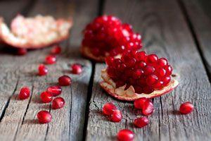 Beneficios de consumir granada. cómo comer granada. Propiedades y beneficios de la granada