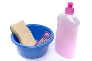 Cómo hacer Detergente Lavavajillas
