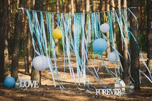Cómo crear puntos fotográficos para una boda. Ideas para hacer un punto fotográfico para tu evento. Cómo crear puntos fotográficos para eventos
