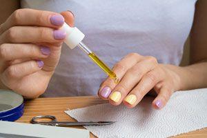 Ilustración de Remedios Caseros para Fortalecer las Uñas