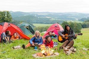 Cómo Comportarse en un Campamento