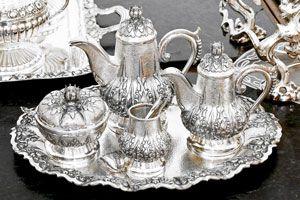 Cómo limpiar objetos de plata. Truco para limpiar plata. Remedio casero para limpiar objetos de plata. Tips para limpiar la plata