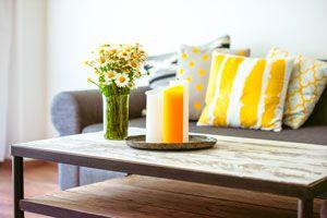 Cómo ampliar los ambientes desde al decoración. Trucos de decoración para ampliar ambientes. Agrandar espacios con la decoración
