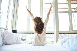 Claves para empezar el día con energías. cómo comenzar el día con vitalidad. Tips para empezar el día con optimismo. comenzar el día motivado