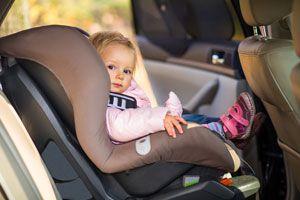 Tips para no olvidar a los niños en el coche. Cómo evitar olvidar a un bebé en el coche. Métodos para no olvidar al bebé dentro del coche