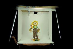 Cómo hacer una Caja de Luz para Fotografía