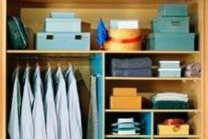 Cómo guardar correctamente ropa y alimentos para ahorrar en su consumo y mantenimiento