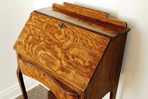 Muebles usados como nuevos
