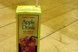 Ideas para reutilizar las cajitas de vino o leche