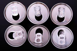 Ideas para reutilizar las anillas de metal de las latas