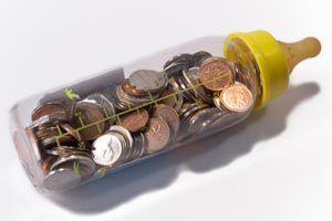 Cuenta de ahorros para el futuro de nuestros hijos