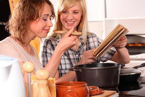 Ilustración de Ideas para hacer nuevos platos con las sobras de comidas