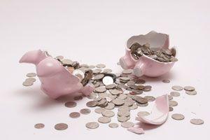 Cuando necesitamos tomar dinero de los ahorros