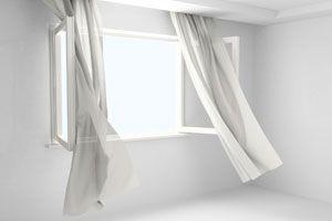 Los beneficios de ventilar para ahorrar