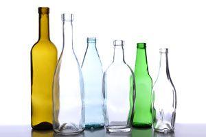 Reutilizando botellas con muchos fines