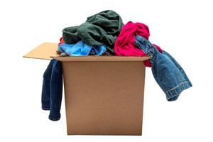 Convierte tu ropa vieja en una fuente de ahorro