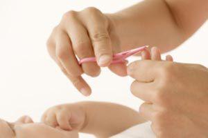 Cómo mantener la higiene en zonas delicadas del bebé