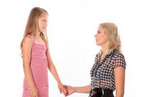 Cómo hablar con tu hija de la primera menstruación