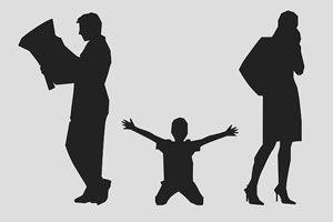 Cambios que sufren los niños tras un divorcio