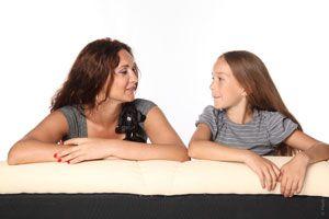 Cómo hablar con los niños sobre temas difíciles