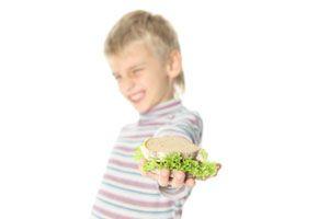 Ideas para que tu hijo coma verduras
