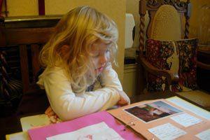 Ilustración de Aprendiendo a leer: el proceso y sus componentes
