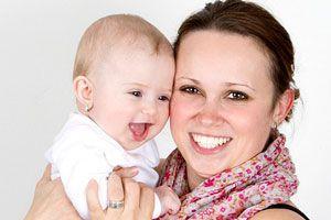 Ilustración de Tips para ser una mamá feliz