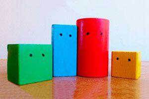 Juguetes caseros para hacer con los niños