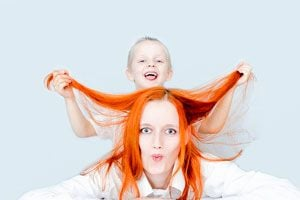 Ilustración de Consejos útiles para cuidar de tu belleza cuando eres mamá