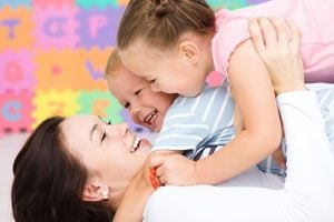 Cómo Jugar con Bebés de 1 Año