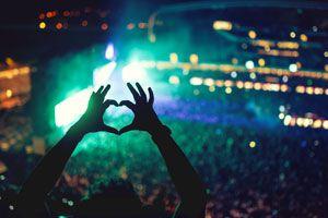 Consejos de seguridad para un concierto. Seguridad para eventos masivos. Cómo cuidarse durante un evento masivo