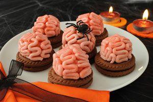 Cómo Decorar Galletas de Halloween