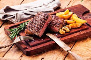 Ilustración de ¿Cuáles son los Puntos de cocción de la Carne?