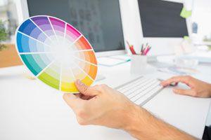 Ilustración de Cómo Combinar Colores