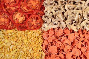 Métodos para Deshidratar Alimentos