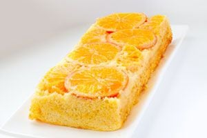 Ilustración de Cómo hacer Torta de Naranja