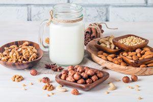 Ilustración de Beneficios de la Leche sin Lactosa