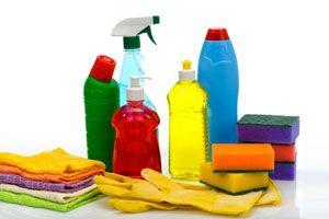 Productos de Limpieza que No se Deben Mezclar