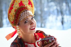 Ilustración de Cómo hacer Té Ruso