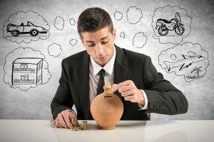 Ilustración de 5 Trucos para Ahorrar Dinero