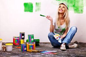 Los colores ayudan a eliminar las energías negativas de la casa